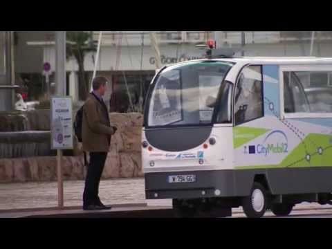 BBC Inside Out West documentary autonomous vehicles and self driving cars