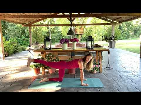Yoga Postparto Anaissa, con Angie Ibarra