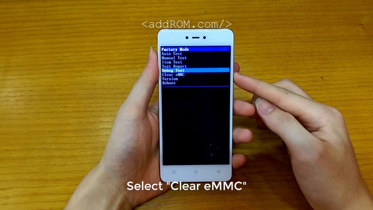 Hard reset Gionee F103 Pro   Remove lock screen Gionee F103 Pro