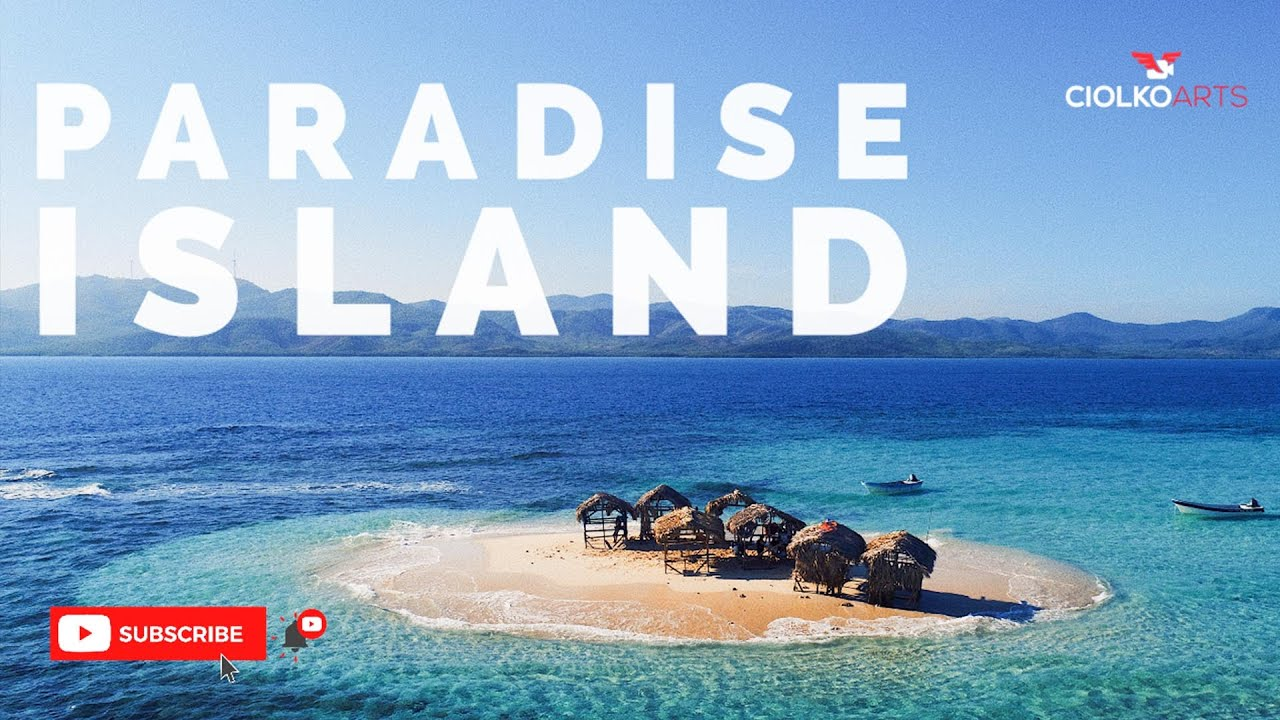 Punta Rucia Paradise Island Dominican Republic By Ciolko Arts Youtube