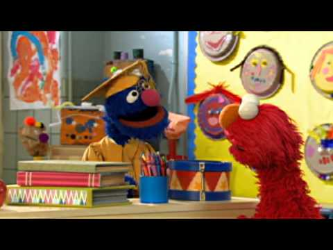 Sesame Street Preschool Is Cool Abcs With Elmo Clip