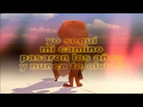 El Ultimo Beso - Marc Anthony - Karaoke