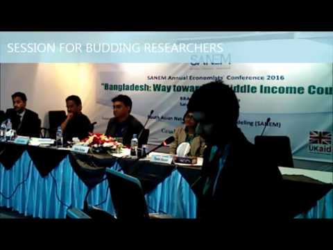 SESSION FOR BUDDING RESEARCHERS