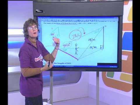 Show 22: Trigonometry:2 & 3 Dimension Problems Whole Show (English)