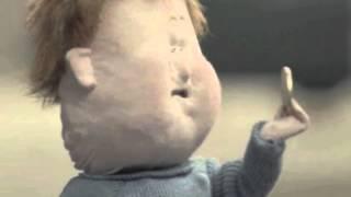 Falooz - Hier Nen Euro (Remix) Met Het Stressmannetje