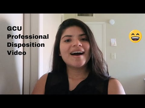 professional-dispositions-video-for-grand-canyon-university