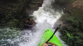 Gopro Awards: Kayaker Drops Over 60 Ft. Waterfall