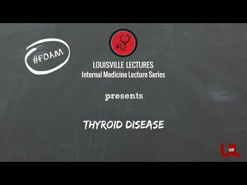 Thyroid Disease With Dr. Krishnasamy