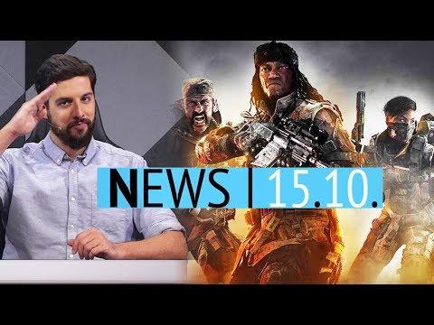 PS4-Nachricht lässt Konsolen abstürzen - »Battle Pass« Supply Stream für Black Ops 4 - News