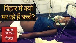 Bihar के Muzaffarpur में लगातार बच्चों की मौत की वजह क्या है Ground Report BBC Hindi
