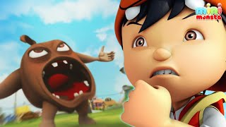Download lagu Amukan Koko Jumbo! #BoBoiBoyS3 | Episod 04