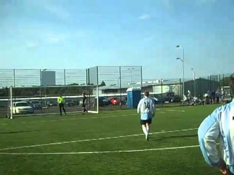 Sean McCormack Cup Final (Penalties)