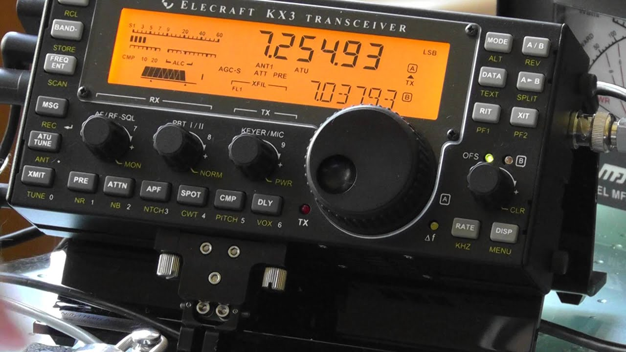 Elecraft kx3 transceiver tips, mods & hints