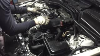 BMW E60 530d Проблемы с генератором #1