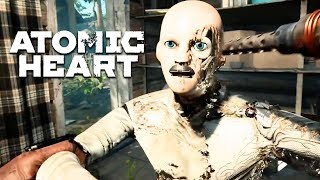 Atomic Heart - 10 Minutes of Official Gameplay