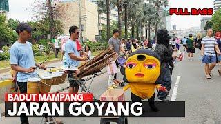 MANTUL !! JARAN GOYANG cover Angklung Jakarta MP3