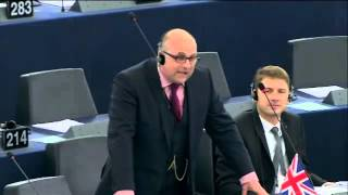 General distrust of EU institutions well founded - James Carver MEP