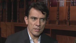 Jorge Salinas confiesa porqué reaccionó agresivamente con un reportero