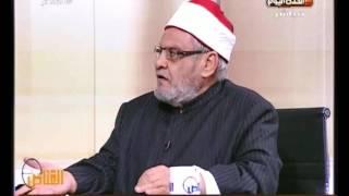 بالفيديو.. أحمد كريمة: لا يوجد حرية رأي في الأزهر