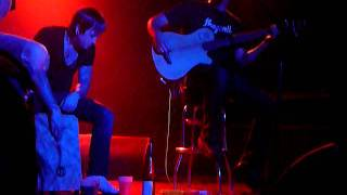 "Crossfade ""Colors"" Acoustic, Chameleon Club, Lancaster PA, concert 5/28/11"