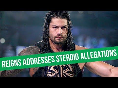 Roman Reigns Responds To Steroid Allegations | Goldberg To NJPW?