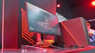 استعراض للشاشة ASUS ROG Swift PG258Q:بدقة 1080p وبسرعة 240 هرتز!