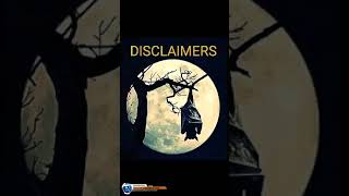 DISCLAIMERS - United We stand (demo 2018)