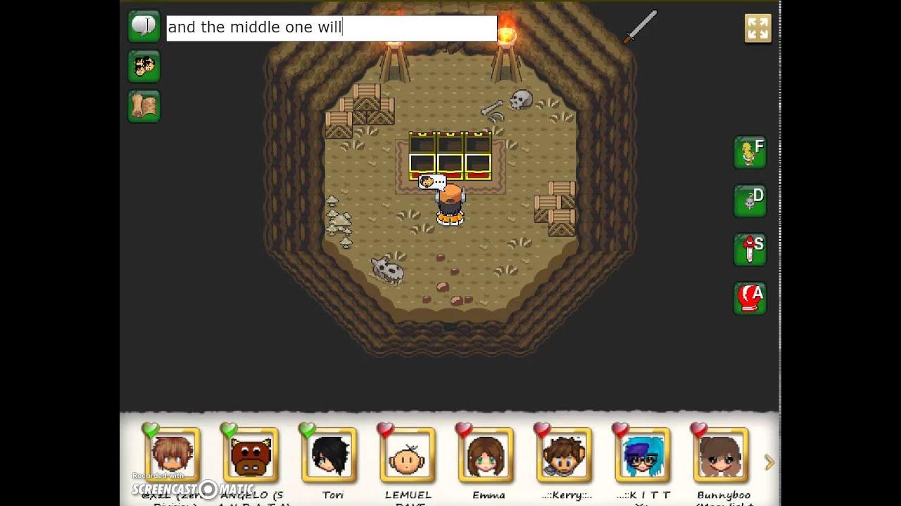 Graal Classic: Destiny map quest Pt 1 - YouTube
