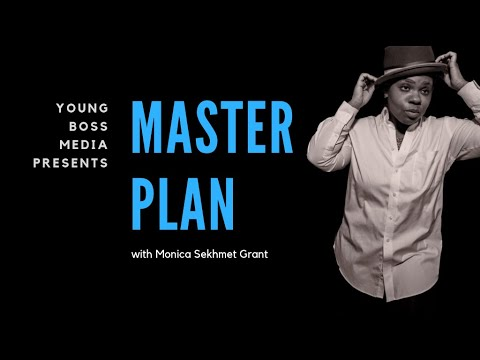 Master Plan with Sacred Walker of Kuumba Health LLC