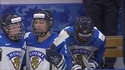 Naisten jääkiekon MM-Finaalin tuomarifarssi | Usa-Suomi