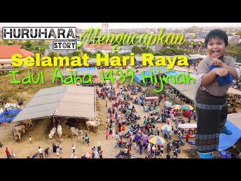 "Eps.Aerial Video Story ""Idul Adha"" By.Drone"