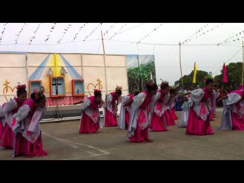 Nursery Elementary School Lapay Bantigue Dance Showdown Presentation