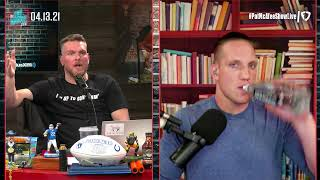 The Pat McAfee Show | Tuesday April 13th, 2021