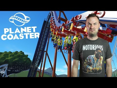 Sips Plays Planet Coaster  (8/2/2018) - Sips Rage