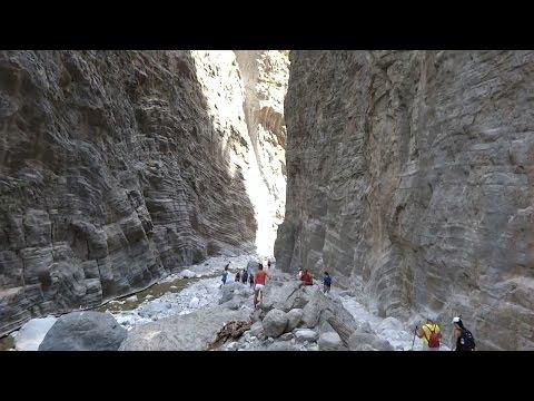 Samaria gorge trip Crete