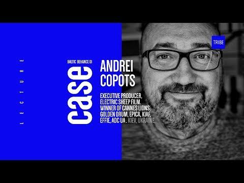 Andrei Copots Executive Producer, ELECTRIC SHEEP FILM. #CaseLectures