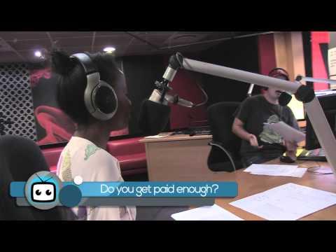 Watch My Job: Radio Producer