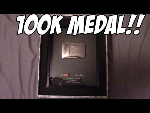 THANK YOU GUYS SO MUCH!! | 100K YouTube Silver Play Button | Unboxing