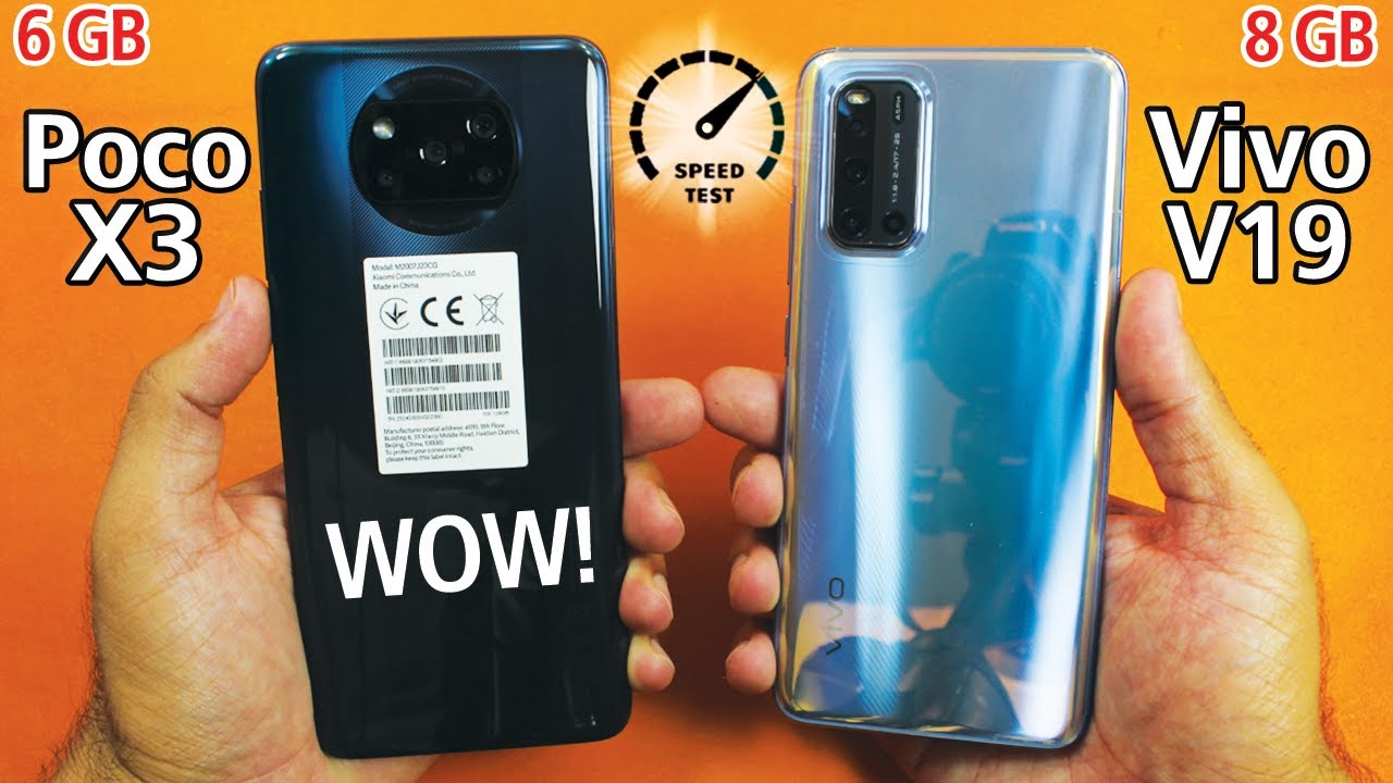 Vivo V20 Se 8gb Vs Poco X3 6gb Speed Test Golectures Online Lectures