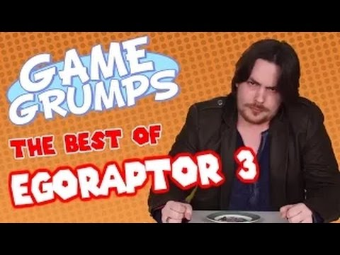 Game Grumps - The Best of EGORAPTOR 3: ARIN FREAKS OUT