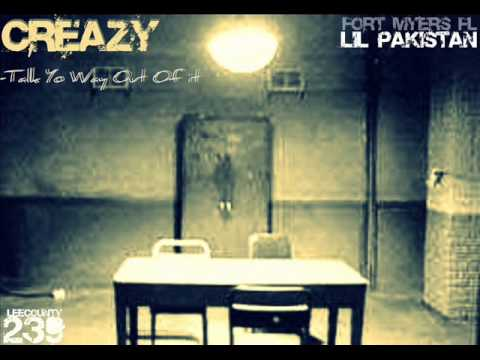 Creazy-Talk Yo Way Out Of It