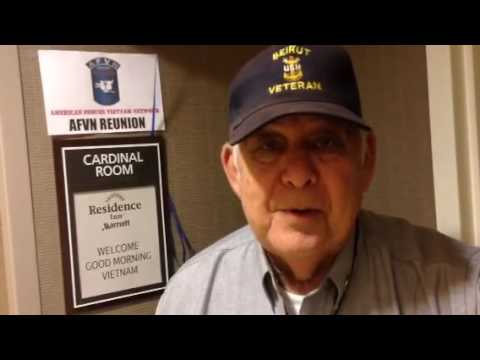 AFVNer Joe Ciokon tells an inside story of Fighting at the u s embassy Saigon at Tet 1968
