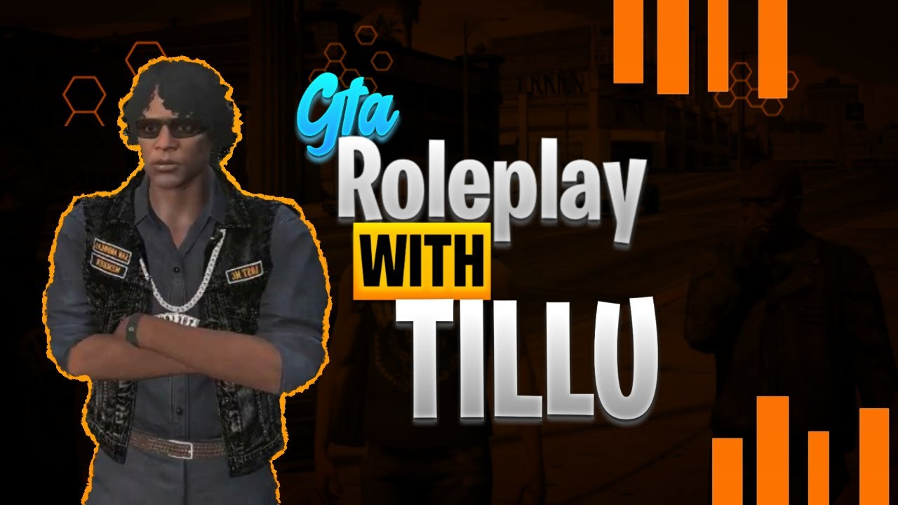 Gta 5 Roleplay Tillu Live Stream QAYZERGAMING !VIDEO thumbnail