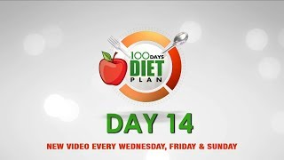 Get enough nutrition with 100 days diet plan - day 13