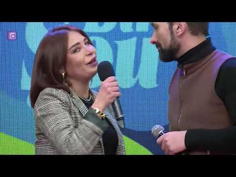 Emil Rəhmanoğlu & Sabrina - Ateşle Oynama - Dalga TV