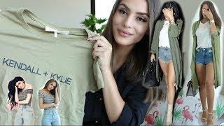 Napodobuji outfity Kendall a Kylie s kousky z JEJICH KOLEKCE!