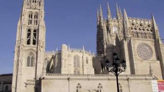 The Burgos Cathedral - Spain - UNESCO World Heritage Site