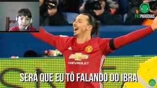 ♫ RABIOLA (c/ Ibra, Suárez, Lewa, CR7, Messi...) | Paródia de Futebol - MC Kevinho (FutParódias)