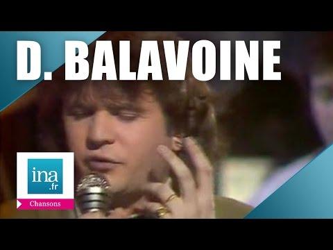 """Daniel Balavoine """"Le Chanteur""""  (live officiel)   Archive INA"""