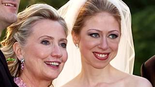 CHARITY paid for Chelsea's wedding &10 years living expenses - Clinton Foundation